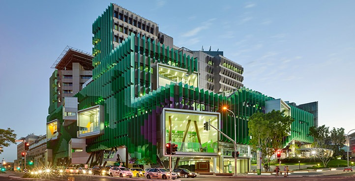 LADY CILENTO CHILDRENS HOSPITAL